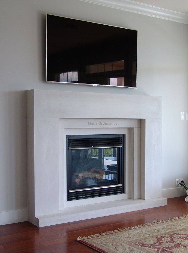 Fireplace Mantels Surrounds In Vancouver Bc By Blenard 39 S