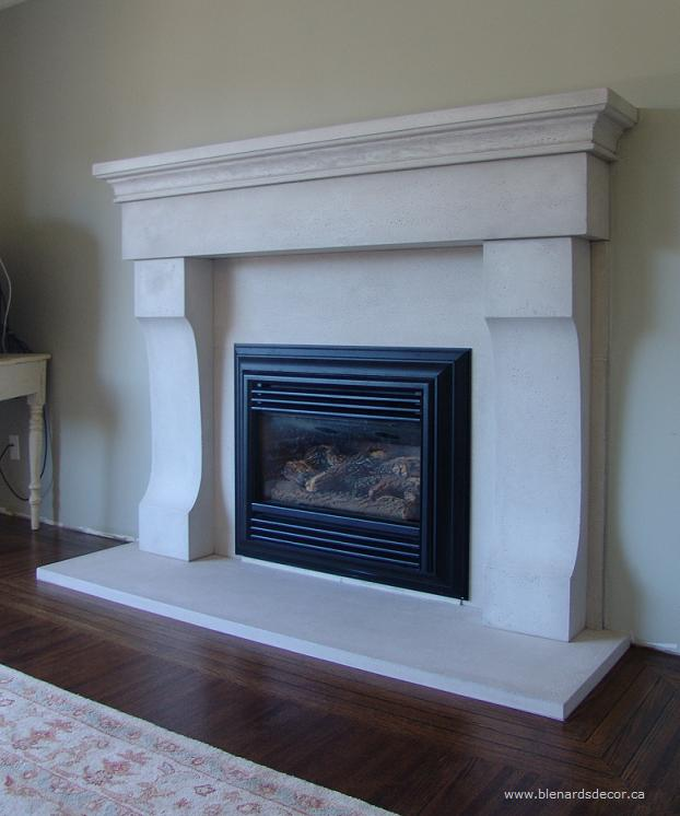 Fireplace Mantels Surrounds In Vancouver Bc By Blenard S